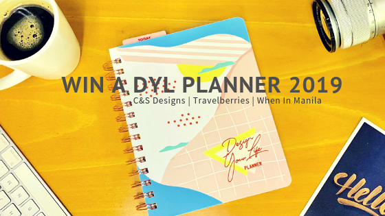 Design Your Life Planner 2019